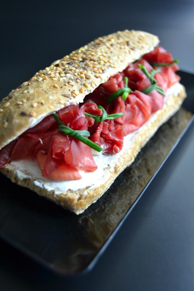 Idee gourmet per il panino bargiornale for Idee per bar