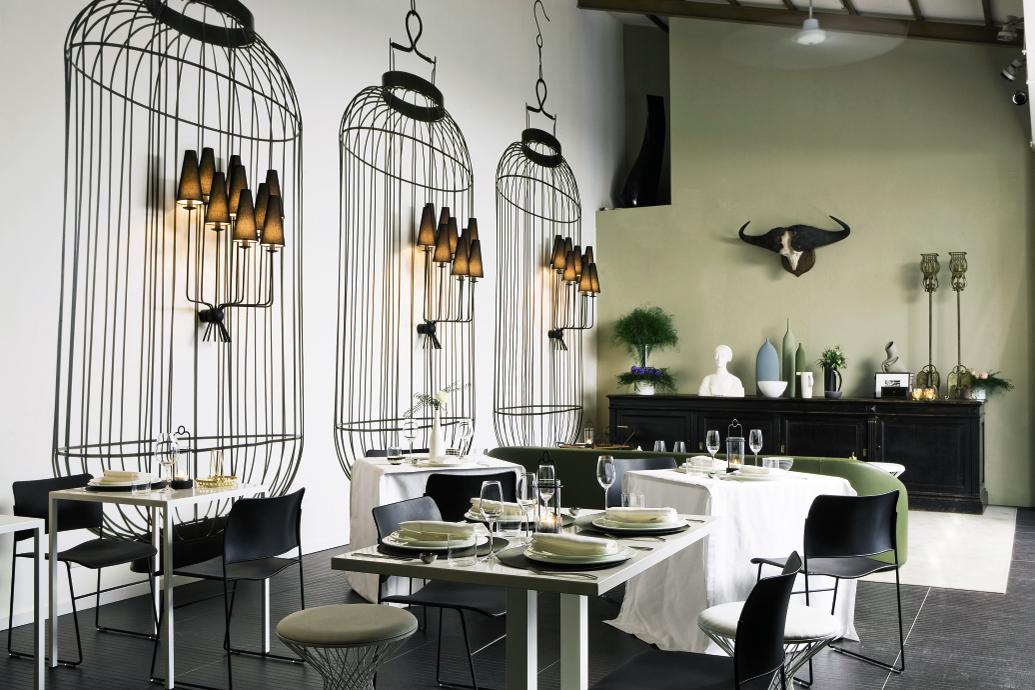 Giardino D Inverno Ristorante Milano : Home show room e ristorante bargiornale
