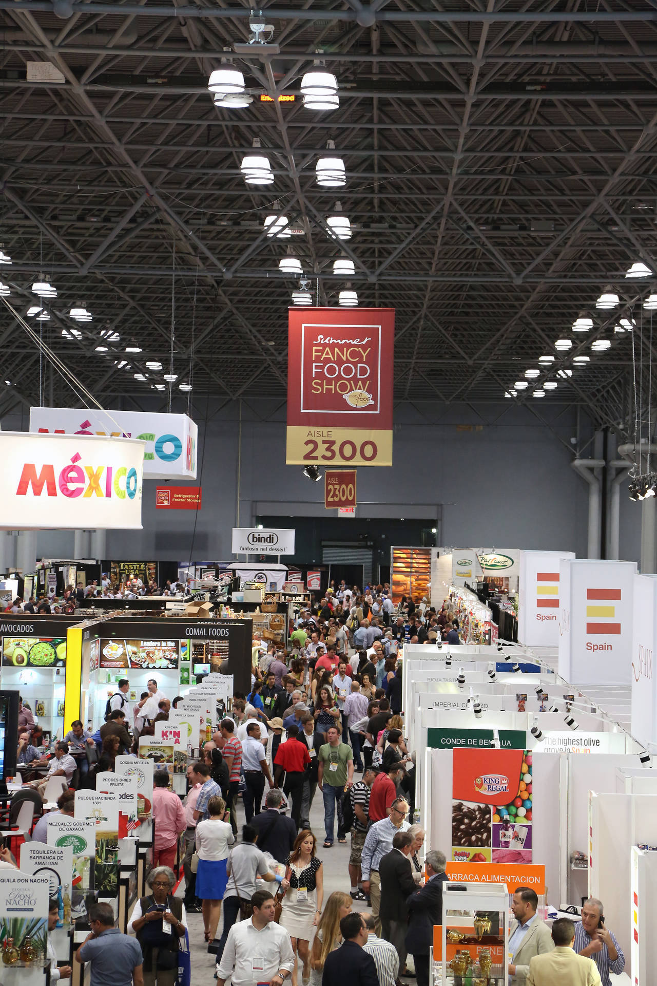 Fancy Food Show A New York I Cibi Italiani Alla Conquista