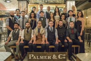 Sydney, lo staff del Palmer & co.