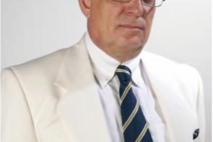 Giorgio Fadda, terzo giudice della tappa di Bari di Baritalia