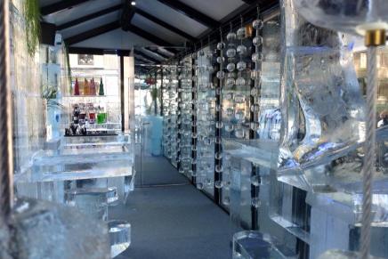 Aperto a Milano IBar Cubetto, il bar di ghiaccio di Alessandro Rosso Group