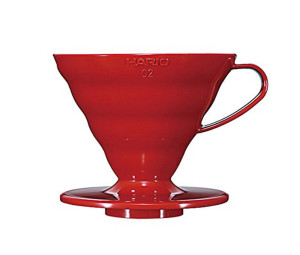 Pascucci tazza Coffee Dripper V60 02 Red