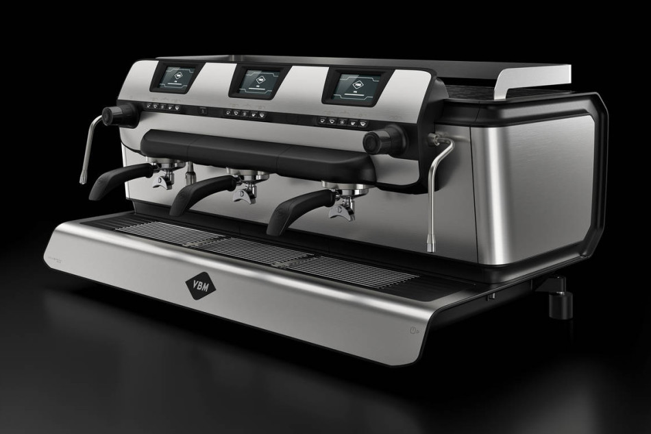 Arriva Tecnique, la nuova linea di macchine da caffè Vibiemme