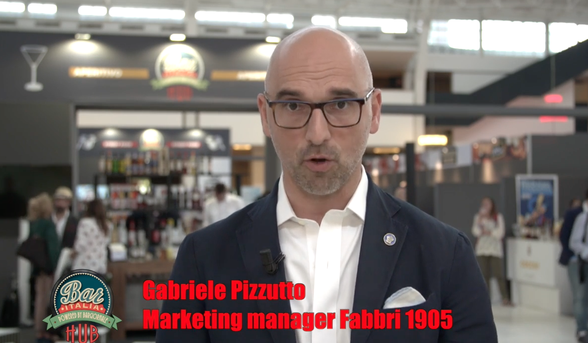 Gabriele Pizzutto, marketing manager Fabbri 1905