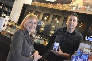 Claudia Balzan e Antonio Biscotti, titolari de Il Griso di Seveso (Mb)