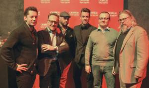 Sei maestri della mixology raccontano l'Americano: Tristan Stephenson, Salvatore Calabrese, Leonardo Leuci, Fabio Raffaelli, Fulvio Piccinino, David Wondrich.