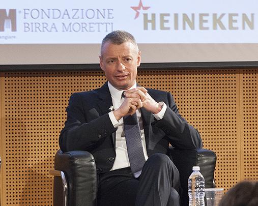 Søren Hagh, ad Heineken Italia