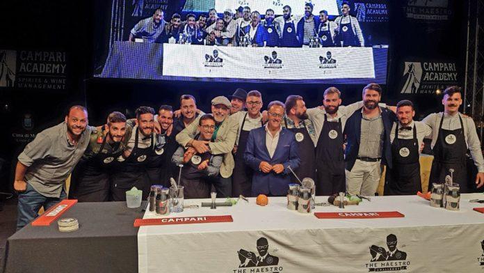 Il podio della the maestro challenge terza edizione for Surfer s den milano