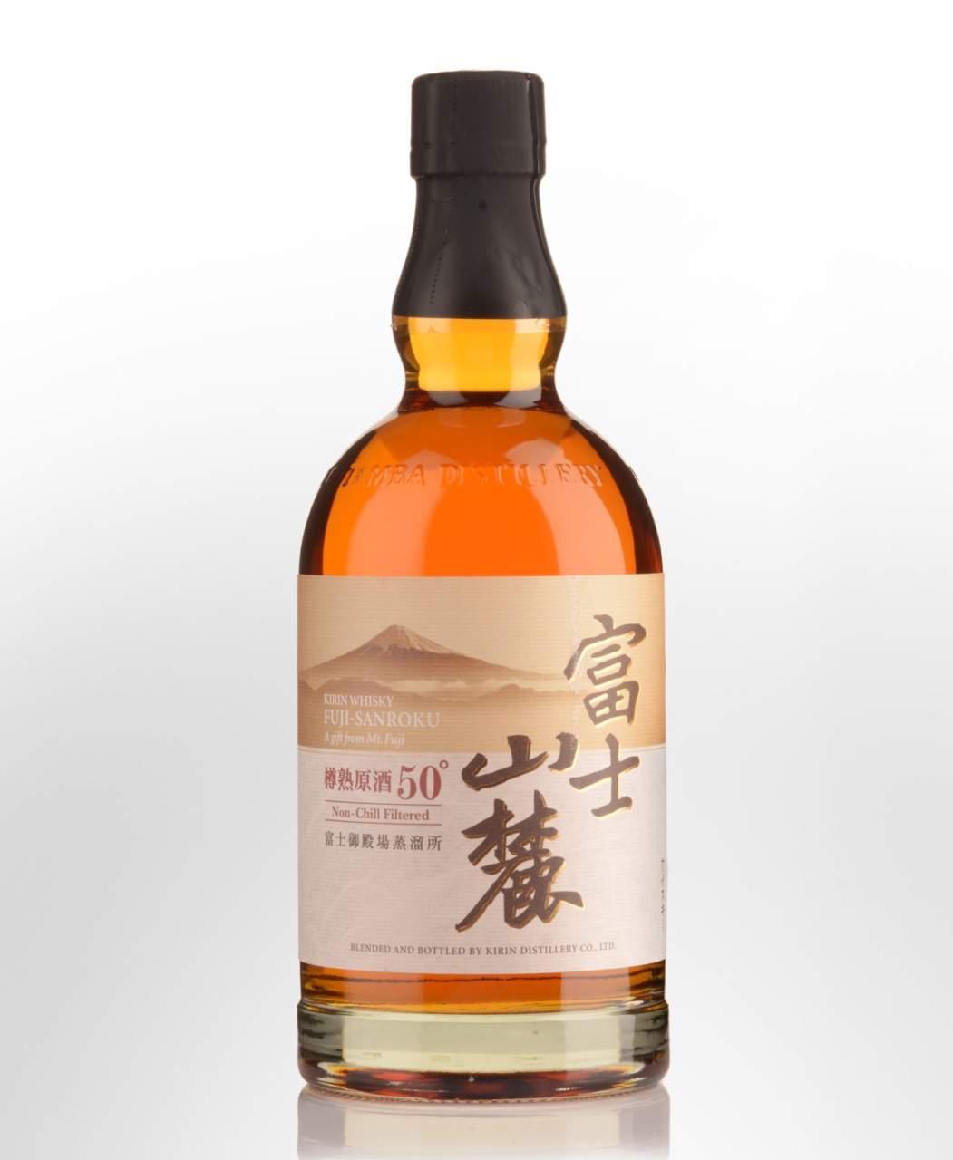Kirin fuji sanrocku 50 japanese blended whisky bargiornale for Arredi 3n dei fratelli nespoli srl