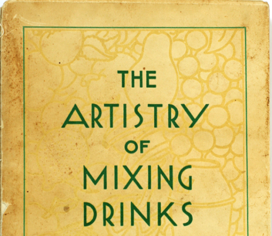 Mixing Drink