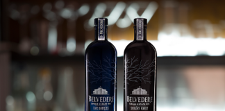 Belvedere Vodka Smogóry Forest e Lake Bartężek