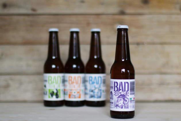 Blanche è l'ultima proposta della gamma Bad Brewer firmata dal birrificio Amarcord