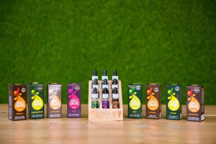 spezie liquide Naty's Spice Drops