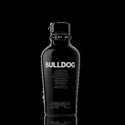 Bulldog gin di Campari Academy.