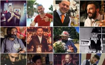 Drink team collage 2018