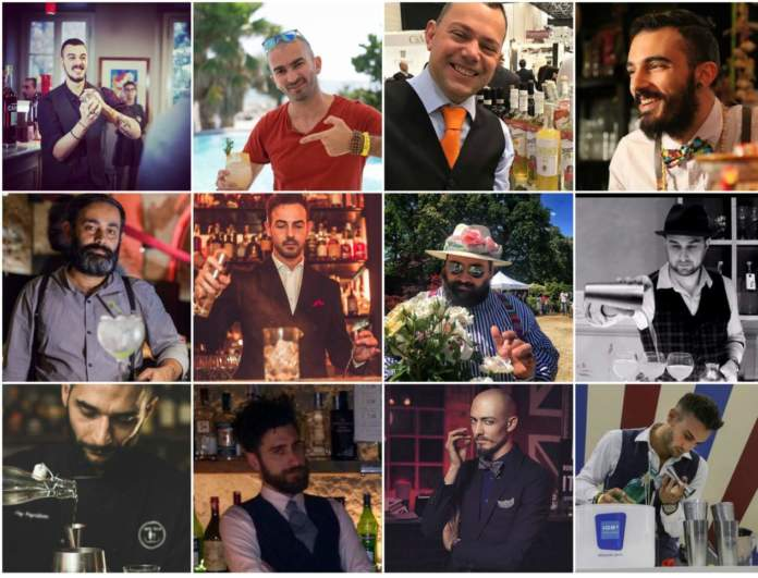 Drink team collage 2018