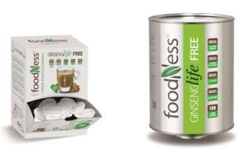 Foodness GinsengLife Free