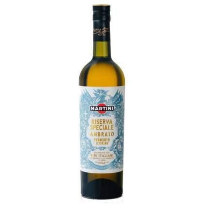 Martini riserva speciale ambrato.
