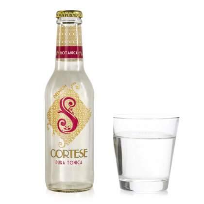 Scortese Pura Tonica Bevande Futuriste