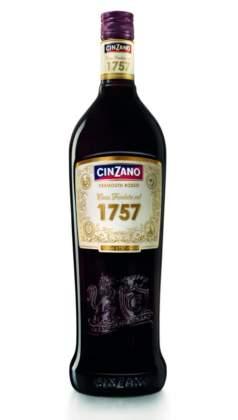 Cinzano 1757 vermouth rosso
