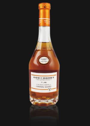 Cognac Godet Cask strength