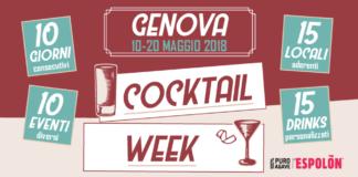 Genova cocktail week