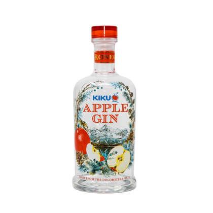 Kiku Apple Gin - Freisteller