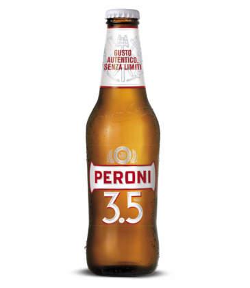 Birra Peroni 3.5