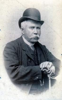 Il fondatore (1868) Giovan Battista Rossi.