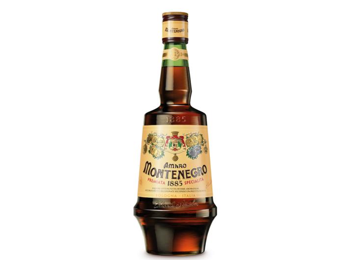 La nuova bottiglia di Amaro Montenegro