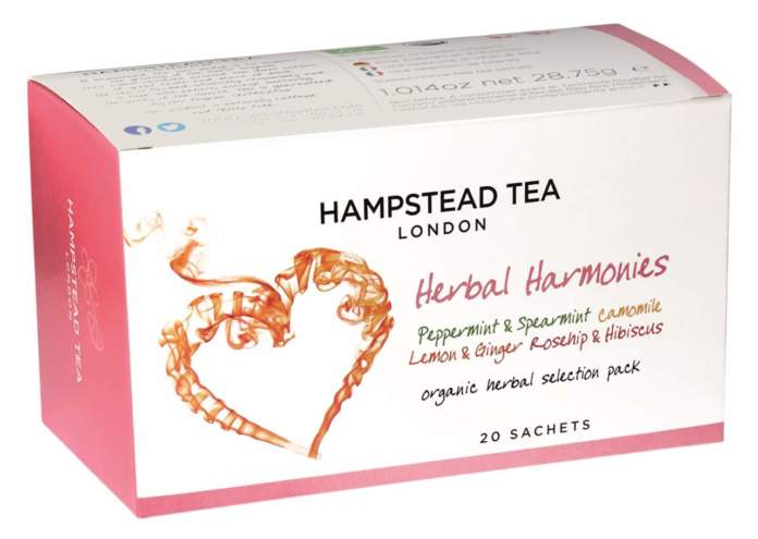 Infusi Hampstead Tea
