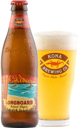 Birra Kona Longboard Island Lager