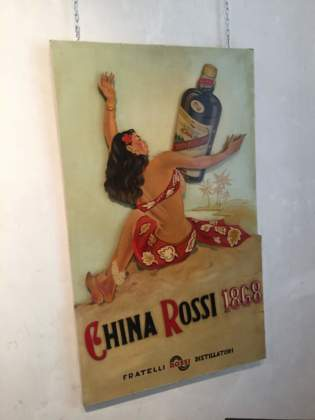 Poster per China Rossi