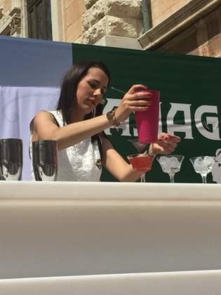 Giulia Costa, Gran Caffè Adler, Asiago