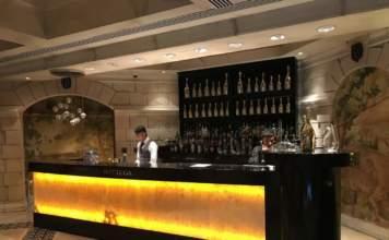 Prosecco Bar a Muscat