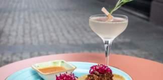 Agua sancta Cocktail