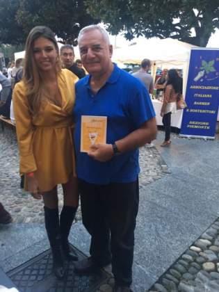 Elena Maffioli, sommelier e autrice del libro Soul Vermouth con Rodolfo Guarnieri