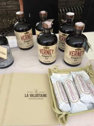 Vermouth Verney La Valdotaine