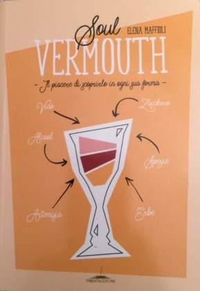 Copertina del libro Soul Vermouth di Elena Maffioli