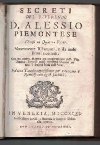 gin Alessio Piemontese