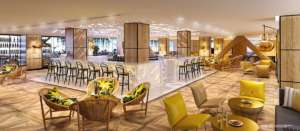 Club Med bar Marbella