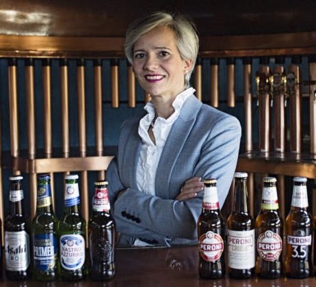 Francesca Bandelli, direttore marketing & innovation di Birra Peroni