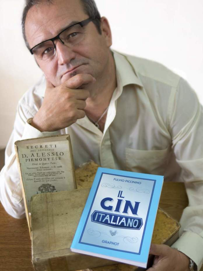 Fulvio Piccinino Il Gin Italiano