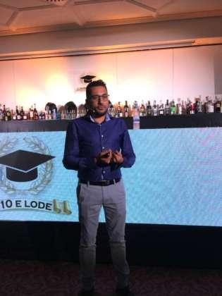 Masterclass Vodka Grey Goose con Adriano Costigliola di Bacardi-Martini.