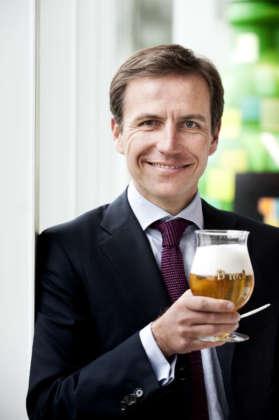 Michel Moortgat, ceo Brewery Duvel-Moortgat.