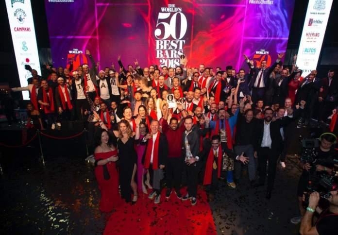 World's 50 Best Bars 2018
