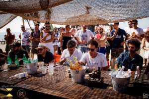 giuria Singita Bartender Festival
