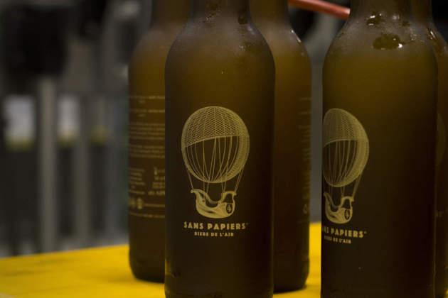 Birra Sans Papiers su nastro