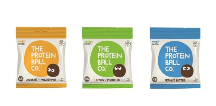 snack The Protein Ball Co